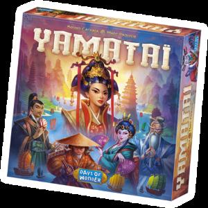 Sprednja stran Yamataï škatle