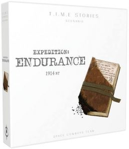 T.I.M.E. Stories: Expedition: Endurance