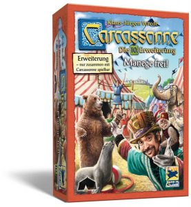 Carcassonne: Manege frei!