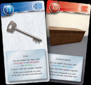 Modre in rdeče karte Unlock!