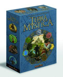 Terra Mystica Škatla