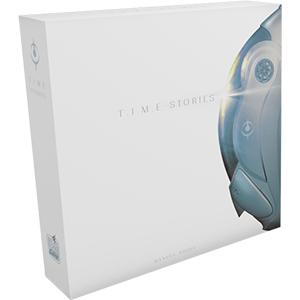 T.I.M.E. Stories škatla