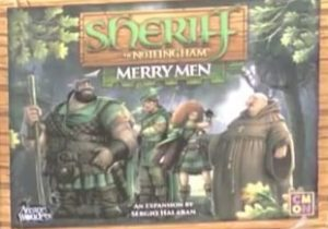 Sheriff of Nottingam: Merry Men