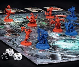 Warhammer Underworlds: Shadespire miniature