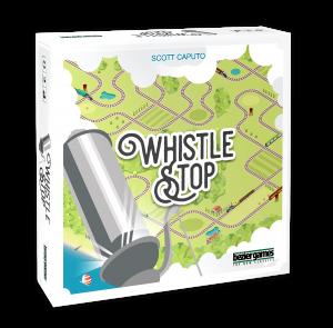 Whistle Stop škatla