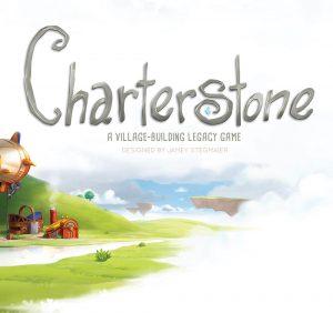 Charterstone naslovna stran