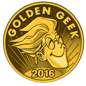 Golden Geek 2016