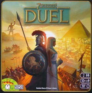 7 Wonders Duel naslovnica