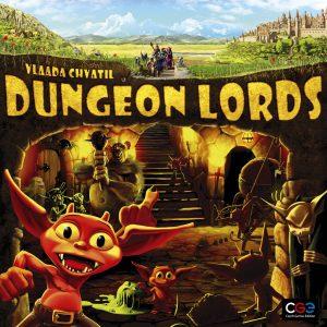 Dungeon Lords naslovnica