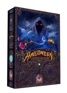Halloween škatla