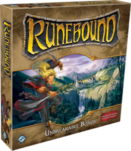 Runebound Unbreakable Bonds naslovnica