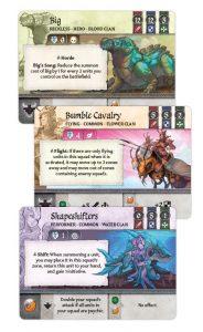 Crystal Clans primer kartic