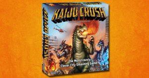 Kaiju Crush naslovnica
