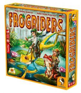 Frogriders naslovnica