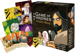 A Game of Thrones: Hand of the King karte
