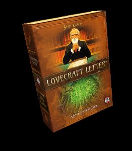Lovecraft Letter naslovnica