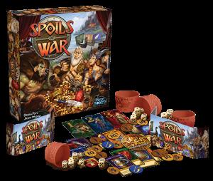 Spoils of War naslovnica