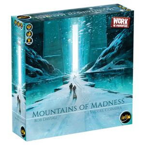 Mountain of Madness naslovnica