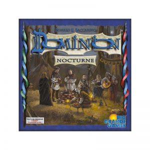Dominion Nocturne naslovnica