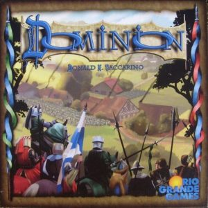 Dominion naslovnica