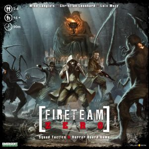 Fireteam Zero naslovnica