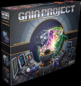 gaia project naslovnica
