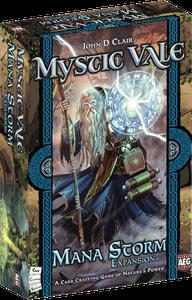 mystic vale mana storm naslovnica