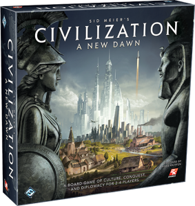 Sid Meier's Civilization: A New Dawn naslovnica