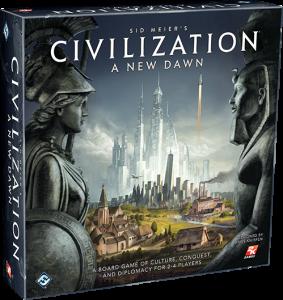 Sid Meier's Civilization: A New Dawn naslovnica