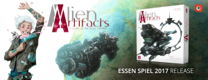 alien artifacts druga naslovnica