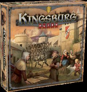kingsburg naslovnica