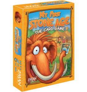 my first stone age the card game naslovnica