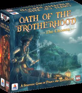 oath of the brotherhood naslovnica