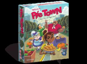 pie town naslovnica