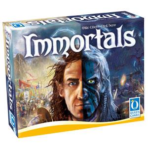 immortals naslovnica