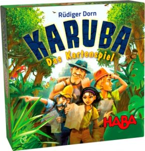 haba karuba the card game naslovnica