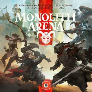 monolith arena naslovnica