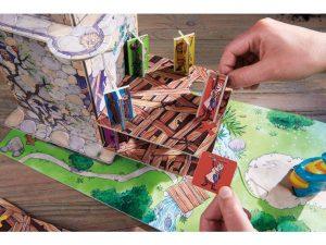 zmajev stolp potek igre
