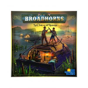 Broadhorns-naslovnica
