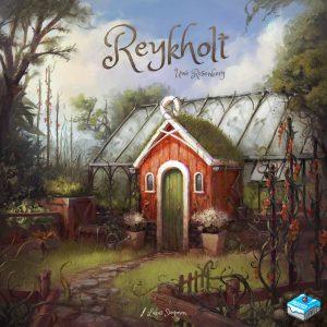 Reykholt naslovnica
