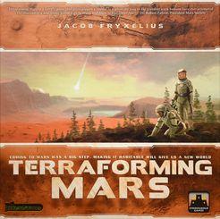 golden ace terraforming mars