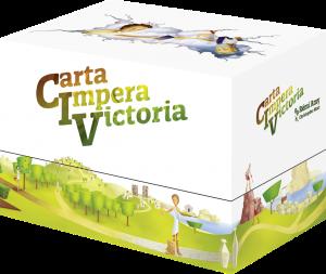 CIV: Carta Impera Victoria naslovnica
