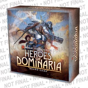 Magic-The-Gathering-Heroes-of-Dominaria-Board-Game-naslovnica