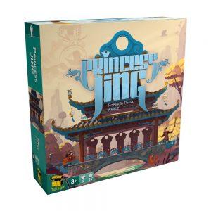 Princess Jing naslovnica
