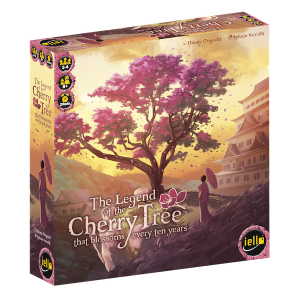 The Legend of the Cherry Tree that Blossoms Every Ten Years naslovnica