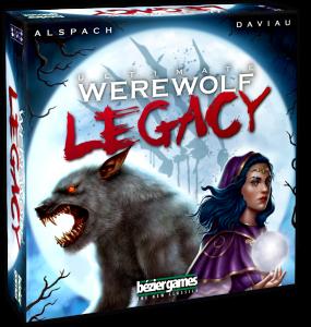 Ultimate Werewolf Legacy naslovnica