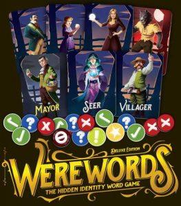 Werewords Deluxe karte