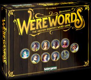 Werewords Deluxe naslovnica