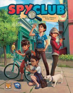 Spy Club naslovnica