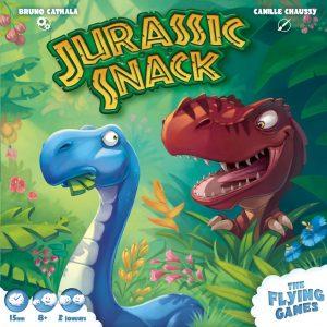 Jurassic Snack naslovnica